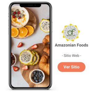 página web para agricultura